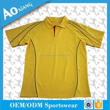 Guangzhou Cheap Wholesale CVC (cotton/polyester) Family Matching Polo Shirt