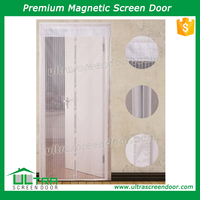 magnetic magnet door mosquito net fabric mesh curtain