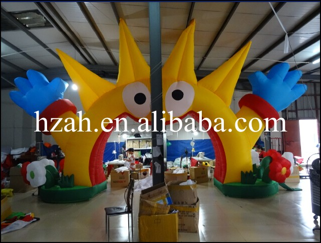 Cheap Outdoor Inflatable Arch for Advertisement