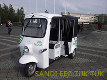 electric tuktuk with COC