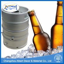 China cheap DIN stainless steel 30L beer kegs with beer spear