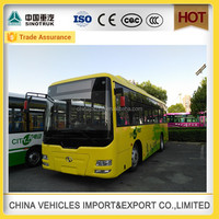 china brand sinotruk cnhtc new hyundai aero city buses for sale