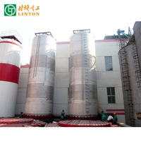 Factory Sales Edible Oil/ Vegetable Oil Vertical Storage Tank