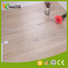 Cheapest Vinyl Floors Tiles Vinyl Wood Plank Flooring PVC Homogeneous PVC with Wooden Surface used for indoor /bathroom/ kitchen