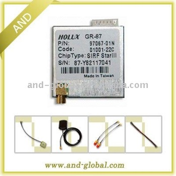 High Performance/Low Price gps receiver module