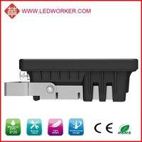 Factory Price Bridgelux COB Leds IP65 Waterproof Motion Sensor Led Flood 20W Made In China From LEDWORKER