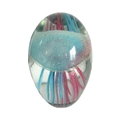 Crystal blank glass jellyfish paperweights wholesale