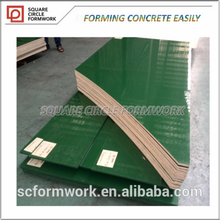 Reusable 100 times wooden board phenolic board used plywood for sale