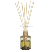 2016 New Style Air Fresheners Perfume Screen Printing reed diffuser glass bottle