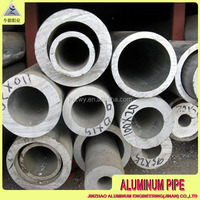 aluminum pipe prices 2017 2024 5083 6063 6082 made in china