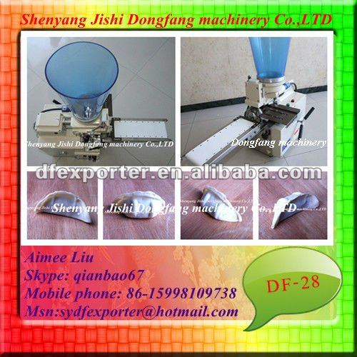 2015 Hot Sale Automatic Dumpling Encrusting Machine