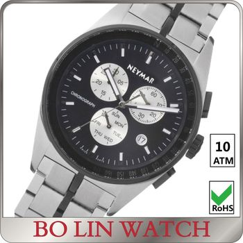 custom chronograph watch, business watches men, china watch manufacturer
