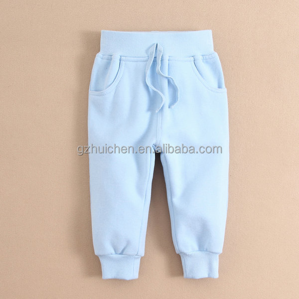 MOM ADN BAB Spring and Autumn Kids Child Pants Latest Design Pants