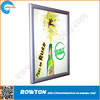 2014 high quality advertsing led slim snap frame light box display