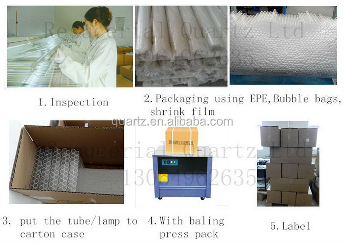 Infrared heat Lamp infrared heating lamp infrared lamp