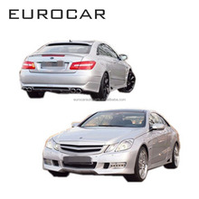 2009y W207 body kits fit for MB E-CLASS W207 to LOR style body kits