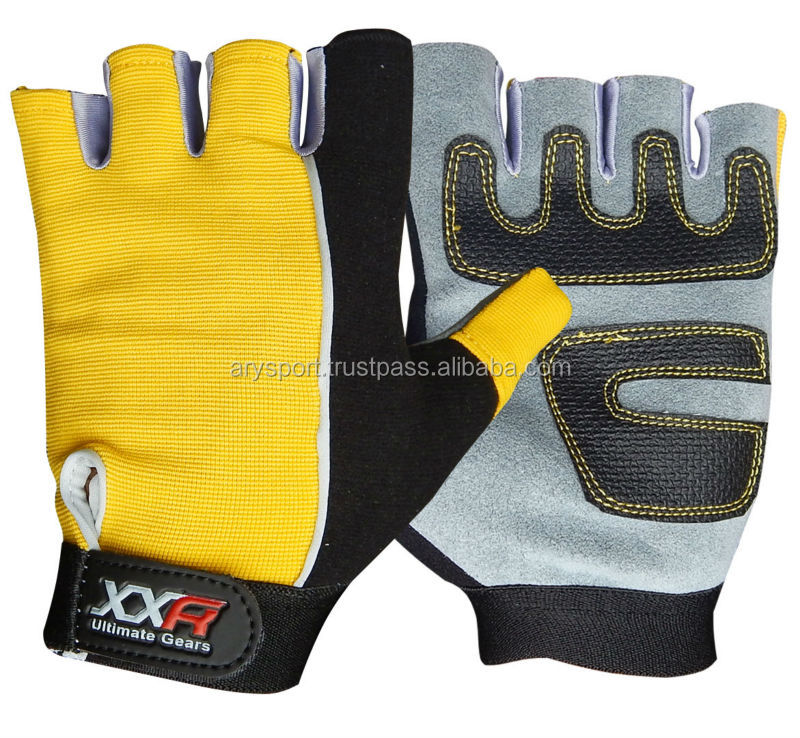 Full Thumb Padded Cycling Gloves