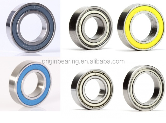 High precision gear box bearing 6200Z 6200ZZ, EMQ quality, low noise high speed