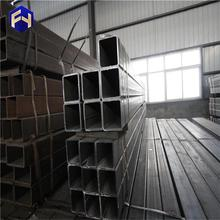 building materials ! rectangular bathroom designs en10219 square pipe steel mill made in China