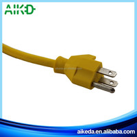 china manufacturer high quality competitive price hot sale power cord with figure 8 plug