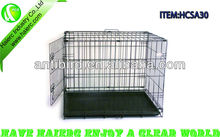 Metal Folding Dog Cages HCSA30 Suitecase Style