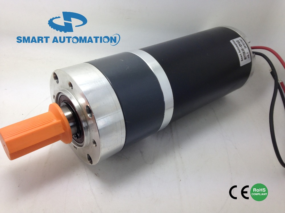 82PLG.80ZYT large torque planetary gear dc motor, rated torque upto 120N.m
