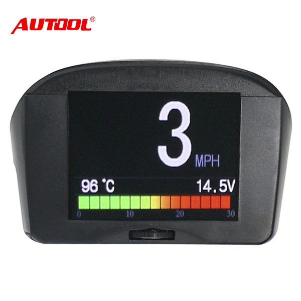 Auto Diagnostic Tools X50 plus Autool With LED Display: 2.4 inch for auto/vehicle obd2 Diagnostic
