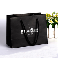 Hot Stamping Gift Shopping Grocery Black
