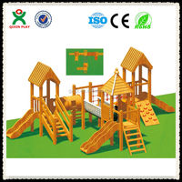 Wooden Kids Game Set,Children Entertainment Equipment/cheap childrens slides/childrens outdoor slide/QX-076C