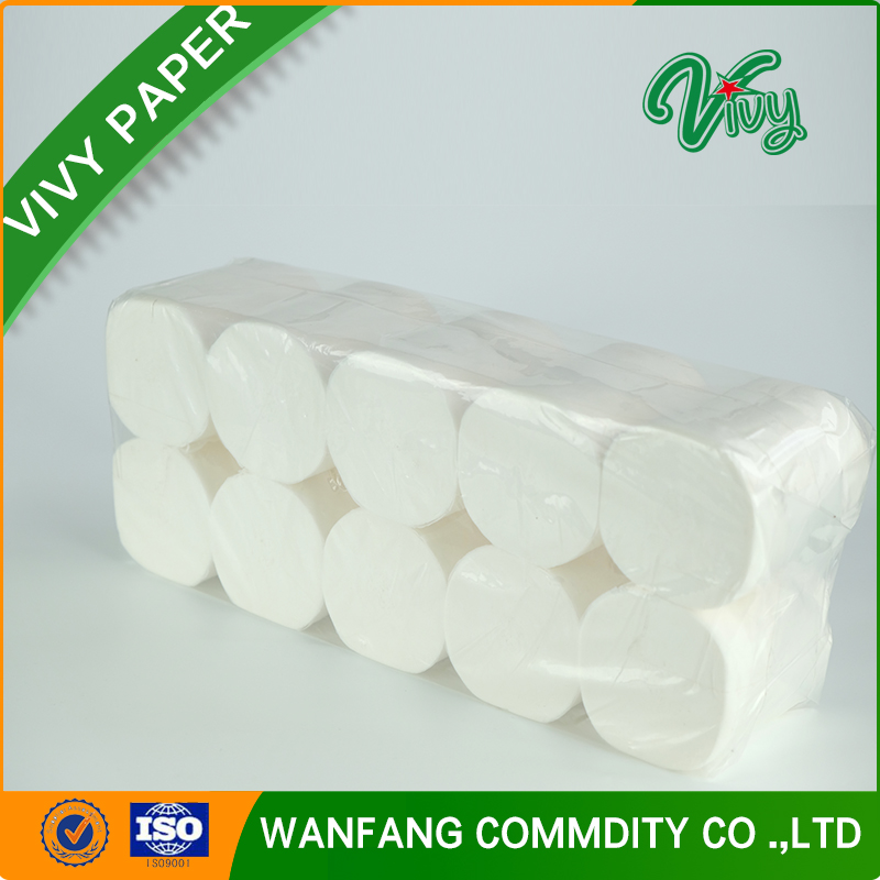 High Quality Customized Printed Coreless Toilet Paper