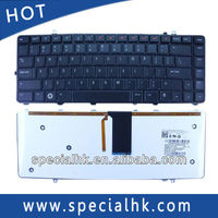 Silicone Skin Cover us Laptop keyboard for Dell Studio 1555 1557 1558 Series