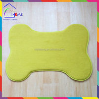 Bone shape bottom price hot sale acrylic clear round pet cat bed