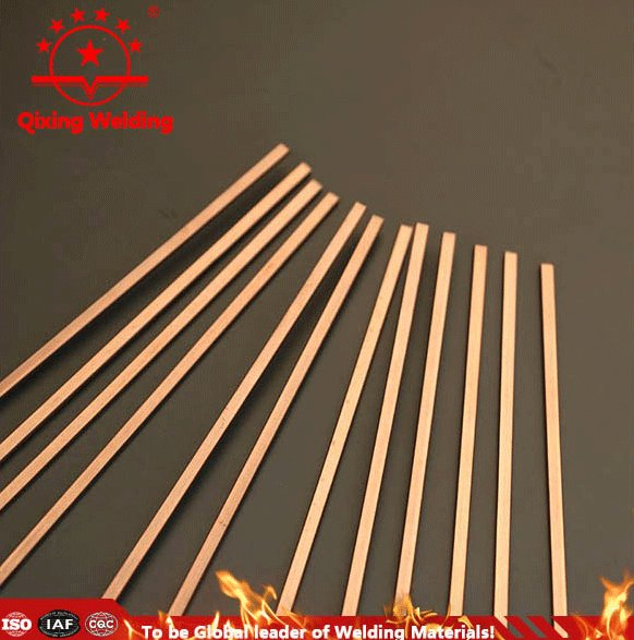 High quality Phos Copper brazing alloys welding rod