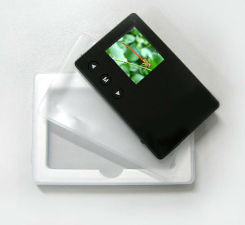 Mini Digital Photo Frame& Name Card USB Drive