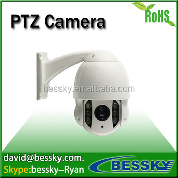 High quality Auto tracking 1080P 360 degree cctv camera ptz ip camera