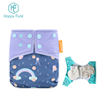 happy flute washable nappies organic baby cloth diaper