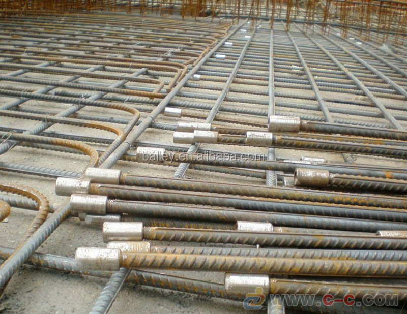 High Quality Rebar Mechanical Splice Coupler