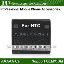 Original battery for HTC BLAC160 T8282X / Touch blackstone /t8282 /diamond Hd