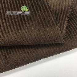 100% Cotton hot sale 7 wale Corduroy Fabric china manufacturers