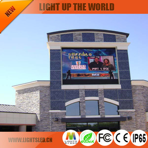 P8 Outdoor Waterproof Led Advertising Screen Panels Price, Outdoor Electronic Advertising Led Digital Display Screen Board Price