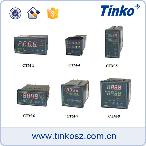 TINKO PID intelligent temperature controllers,SSR,SCR output,thermometer for room temperature digital