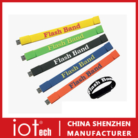 popular usb flash drive waterproof bracelet