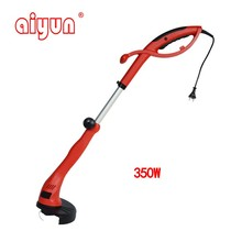 350w electric Lawn mower gardening tool grass trimmer Brush breaker