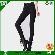 New design high waist hot sexy ladies western stylish girls sexy tight jeans