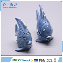porcelain fish decoration ceramic figurine