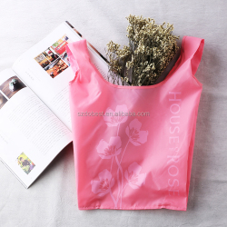 Promotional High Quality Polyester Printed Foldable Shopping Bag