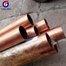 split air conditioner copper pipe size