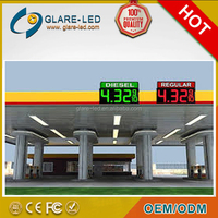 Billboard 36-48inch LED Gas Price Sign/Changer/Display