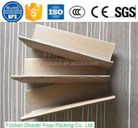 High Quality paper corner protecter ,cargo paper corner protecter