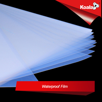 100 micron inkjet film, waterproof film for screen printing